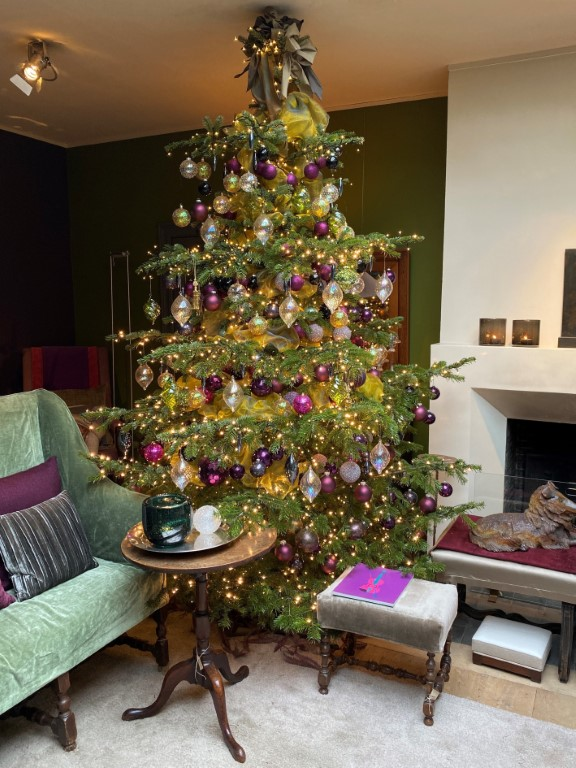 Greet Lefevre On Twitter Today On The Blog Belgian Pearls A Home Full Of Christmas Trees Https T Co Ylay00j3rm