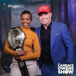 Image for the Tweet beginning: Catch my interview with @RealCandaceO