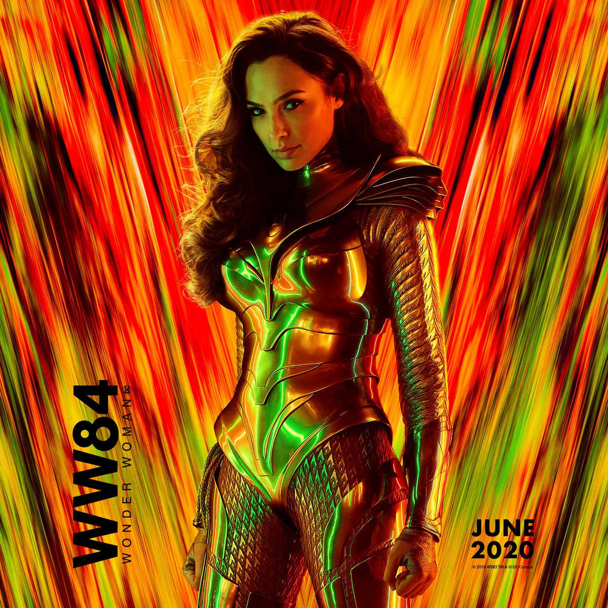 Wonder Woman 1984 Character Posters Debut