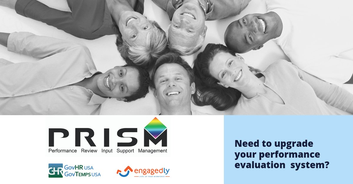 Need to upgrade your performance evaluation system? Contact us today for a demo!  @engagedly #performance #localgov #prism
