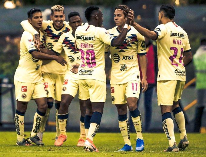 América llega a la Gran Final de la Liga MX Apertura 2019