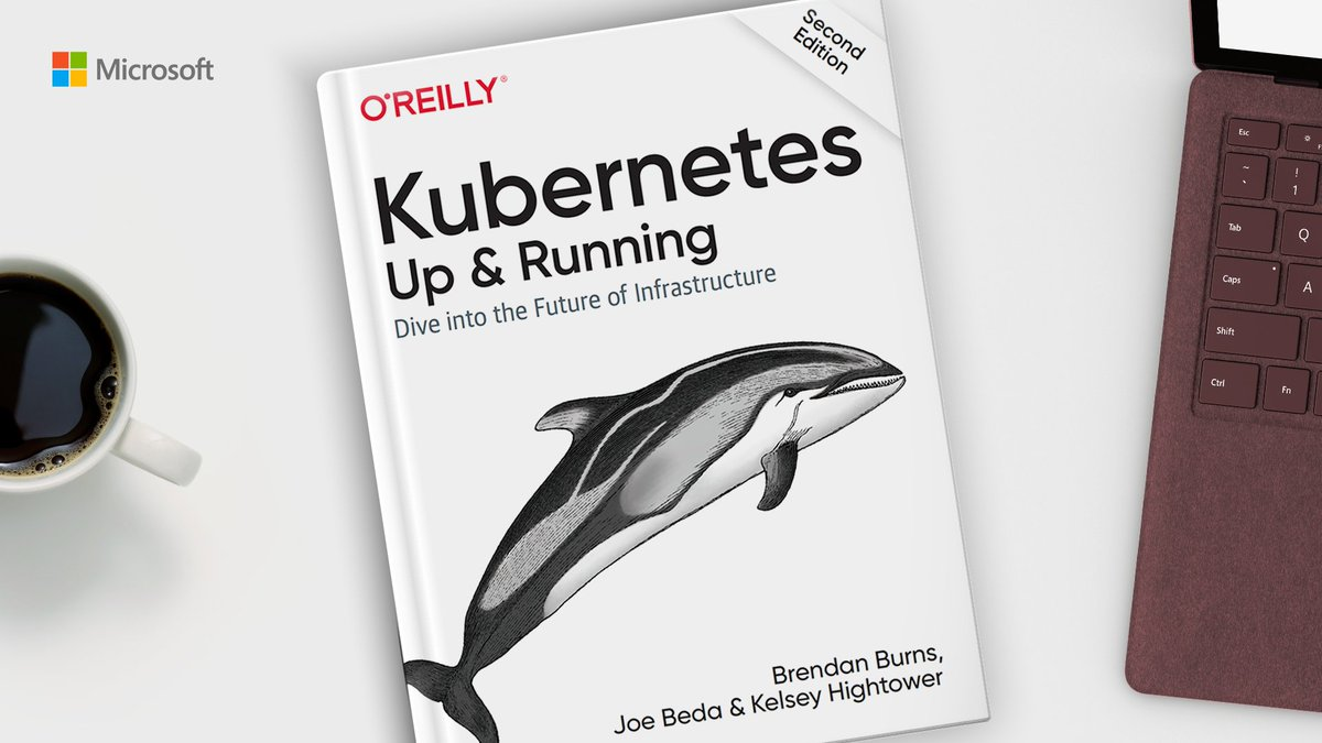 Get practical Kubernetes deployment skills in this O'Reilly e-book and improve the agility, reliability, and efficiency of your distributed systems by using #Kubernetes: http://msft.it/6018TVjkr