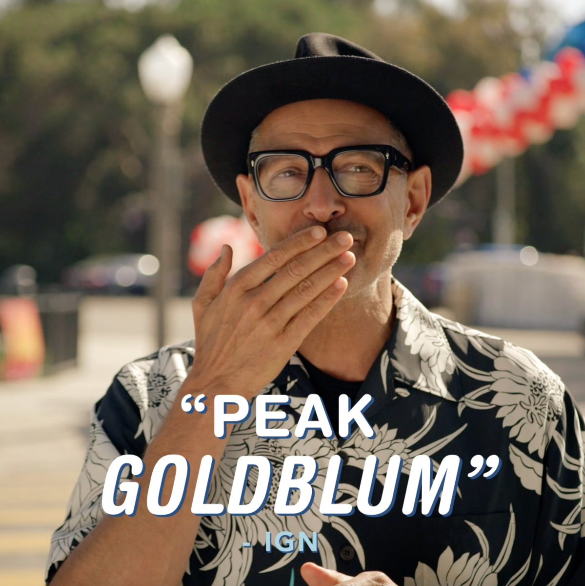 Good as Goldblum according to critics! 🌟 Pique your curiosity with #TheWorldAccordingToJeffGoldblum, now streaming on #DisneyPlus.