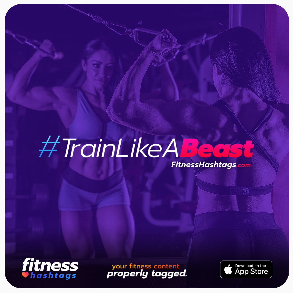 Tag your #Fitness content in half the time. Free & updated often! App Store link:  https:// apple.co/2x6phgR       #SundayThoughts #motivation #Sundaymotivation #gyminspiration #fitnesstransformation #saints #bodybuilding #Powerlifting #EatClean #LiftHeavy #TrainLikeABeast <br>http://pic.twitter.com/HnDtzZnjMi