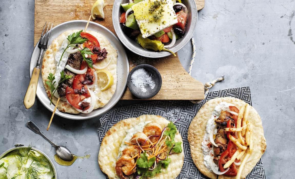 #Singapore's #Supergreek fast-casual #Concept opens | read:  | #Asia #Greece #Greek #Yogurt