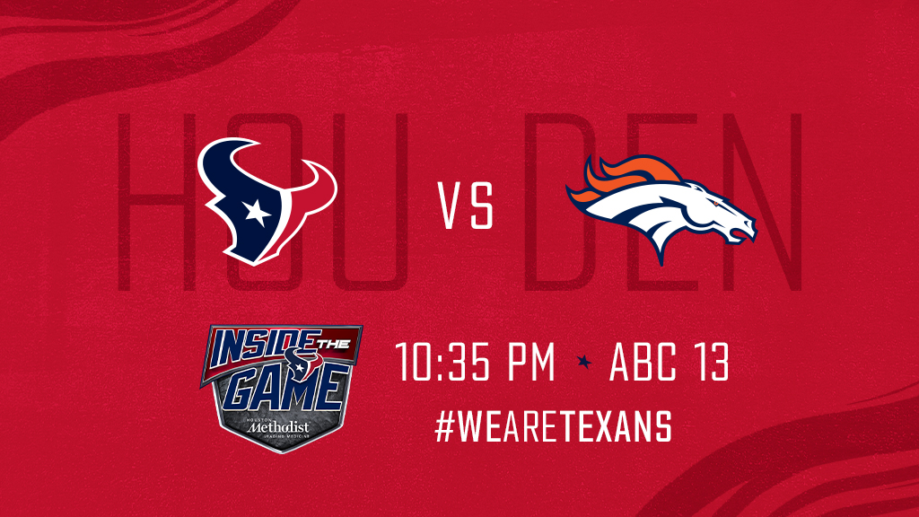 Houston Texans @HoustonTexans