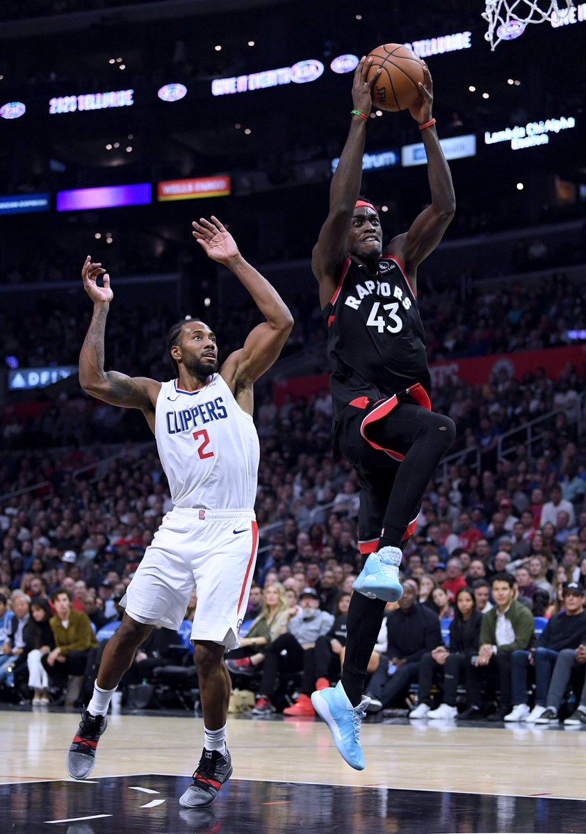 🏀 RT for chance to win 2 tickets + hotel stay in T.O. to see Kawhi + the Clippers take on the Raptors on Wednesday - Presented by @jasksalon 🏀 #raptors #clippers