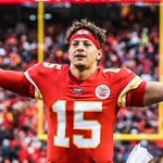 Image for the Tweet beginning: Patrick Mahomes is the first