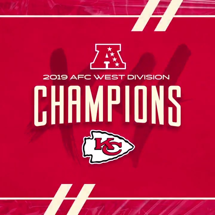 @Chiefs's photo on AFC West