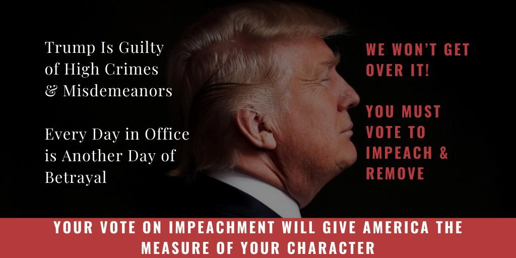 45 can run but he cant hide He broke the law. His moral & ethical compass points nowhere. Hiding from subpoenas & testimony only reflects his guilt No more Party 1st It's Constitution 1st & We the People Always Texas Reps - Vote To Impeach! #OneVoice1 #wtp2020 #TXBLUEDOT