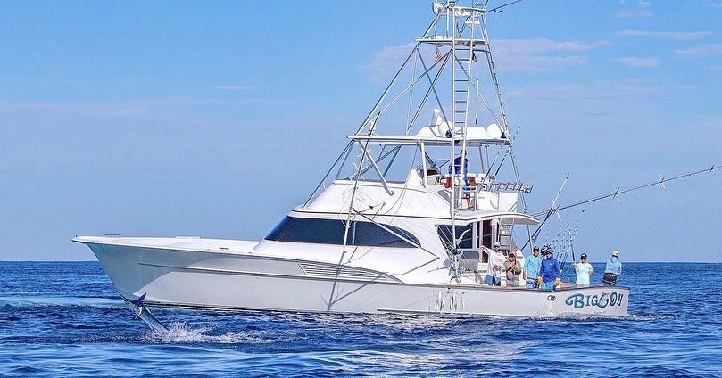 Mag Bay, MX - Big Oh fished 26-Days, releasing 2,062 Striped Marlin. #MagBay #StripedMarlin #CaboFishing
