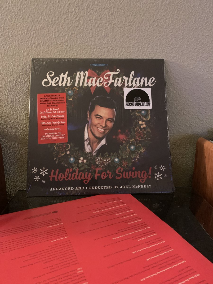 A part of my family's holidays every year. Thanks @SethMacFarlane https://t.co/cVRUMUoLr5