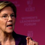 Image for the Tweet beginning: JUST IN: Warren says she
