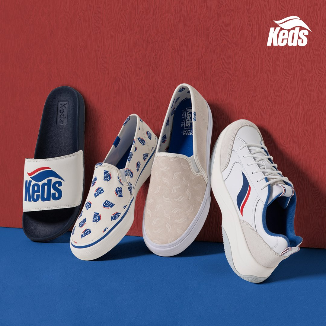 The retro- sporty Wave Pack Collection