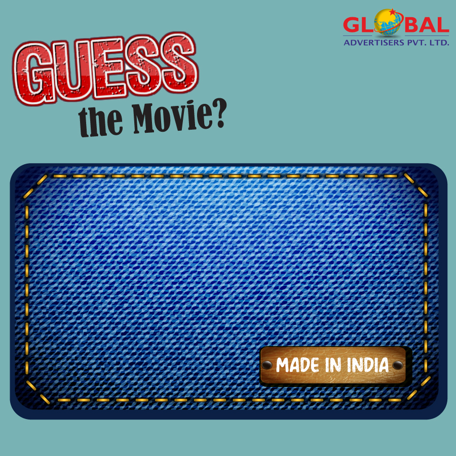 Guess the movie?  - Surprise gift to the winner every Monday. -The one who likes and shares will be announced as the winner. - #Luckydraw  #GlobalAdvertisers #QuizTime #Bollywood #FunTime #Contest #AnushkaSharma #VarunDhawan<br>http://pic.twitter.com/Um9LQ8ghsn