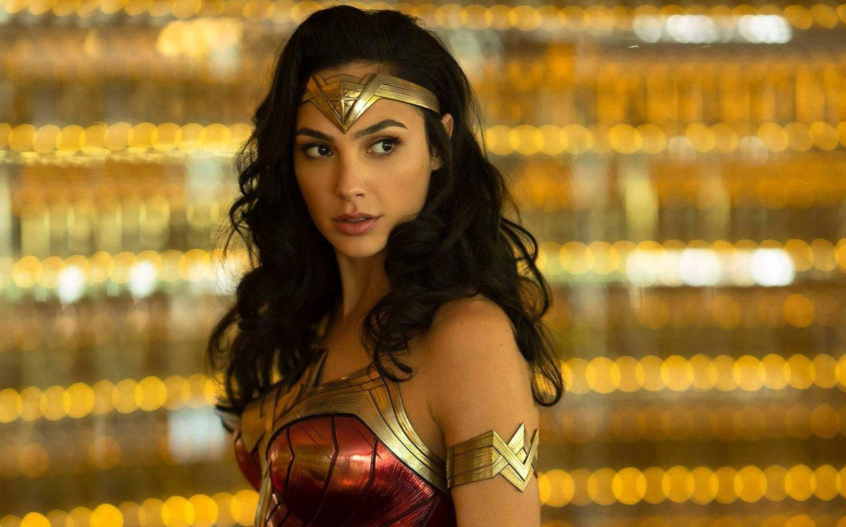 Gal Gadot Takes Us Back to 80's In Wonder Woman 1984 Trailer 1