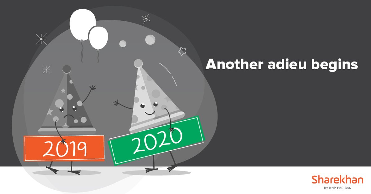 Start bidding goodbye to 2019 with SharekhanAdvisoryPicks. https t.co 3Os0R4TAbk SharekhanKar https t.co eoGxESU1Rv