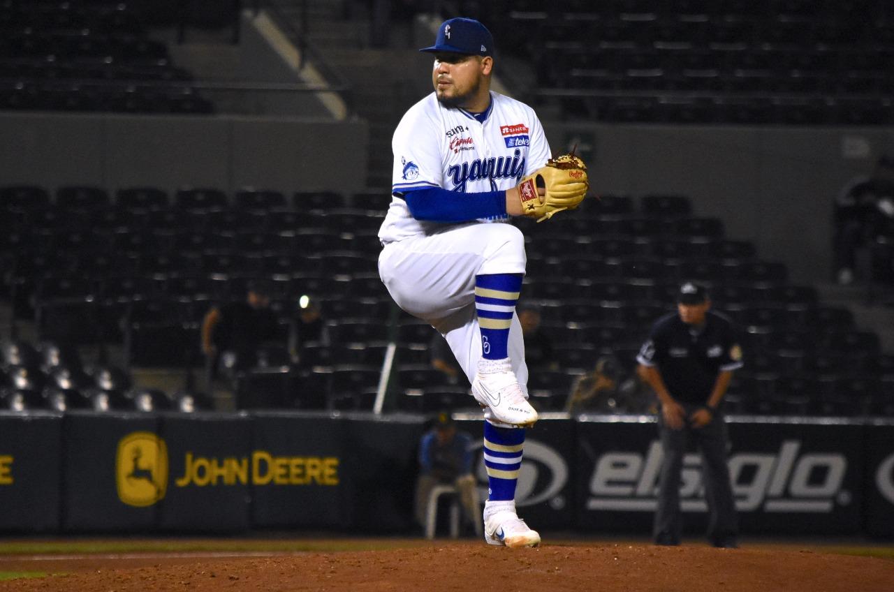 Alex Delgado Yaquis de Ciudad Obregón Liga Mexicana del Pacífico Temporada 2019-20