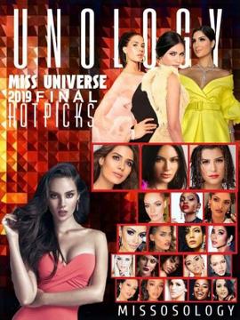 Miss ͏u͏n͏i͏v͏e͏r͏s͏e 2019 - Miss ͏u͏n͏i͏v͏e͏r͏s͏e 2019 (2019)