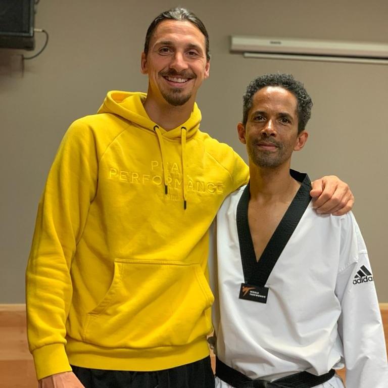 Anyone can study history. Only a few can make it. World Champion, Olympic Champion, 3x European Champion in Taekwondo Mr. @gergelysalim (insta) #thesalims<br>http://pic.twitter.com/yG9hBtfgPW