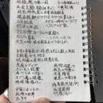 タクシーの運転手さんから会話のメニュー表を渡された話!