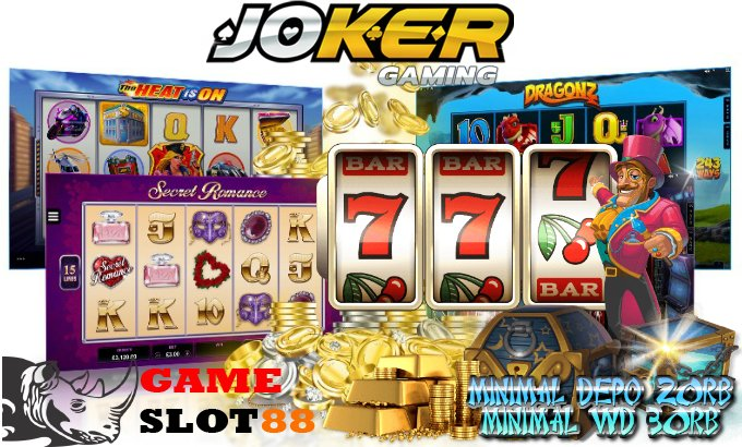 judi slot joker