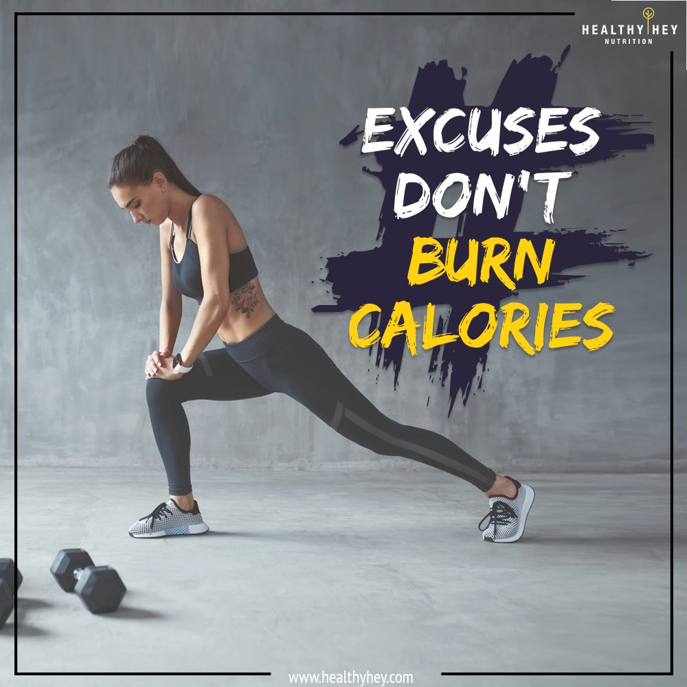 Turn your excuses into determination and start living a healthy life. . . #Healthyhey #Mondaymotivation #Nutrition #Naturals #workout #healthy #weight #body #gym #fit #bodybuilding #gymlife #exercise #muscle #strong