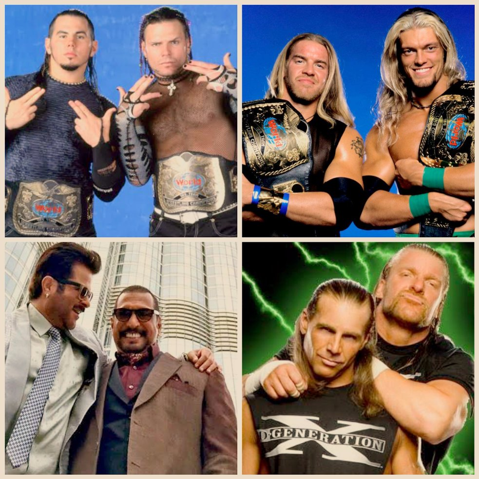 Some of the #best  #Tagteams in the World             🔥 ..      😸      ..🔥                           👇