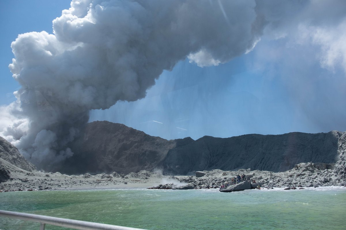 Why the New Zealand volcano eruption caught the world by surprise