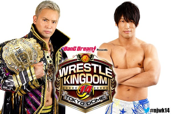 NJPW Announces Complete Wrestle Kingdom 14 Lineup