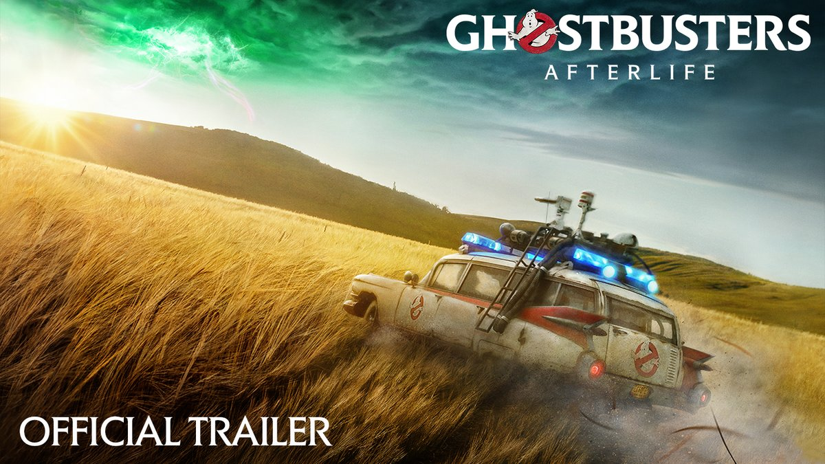 Everything happens for a reason. Watch the new trailer for #Ghostbusters: Afterlife, in theaters next summer.