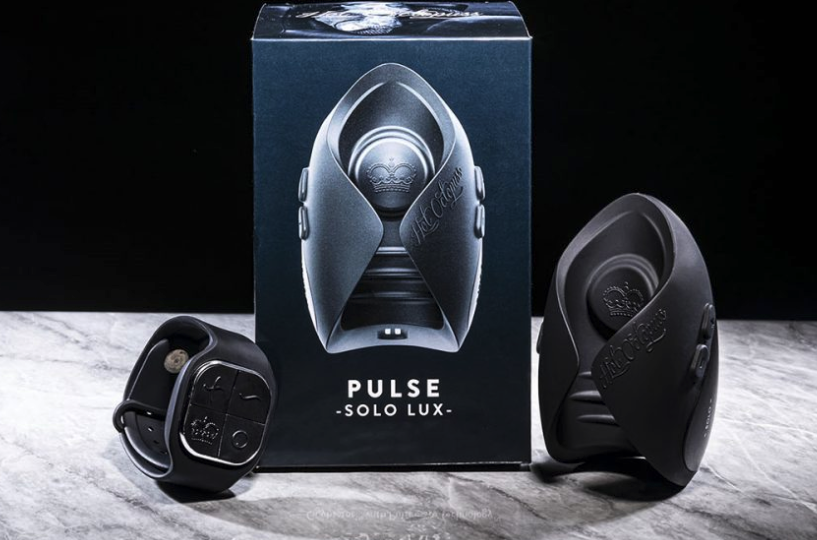 Looking for an extra-special #Christmas gift for someone? Our NEW PULSE SOLO LUX is basically the Rolls-Royce of penis vibrators... #JustSayin #NSFW hotoctopuss.com/nb/product/pul…