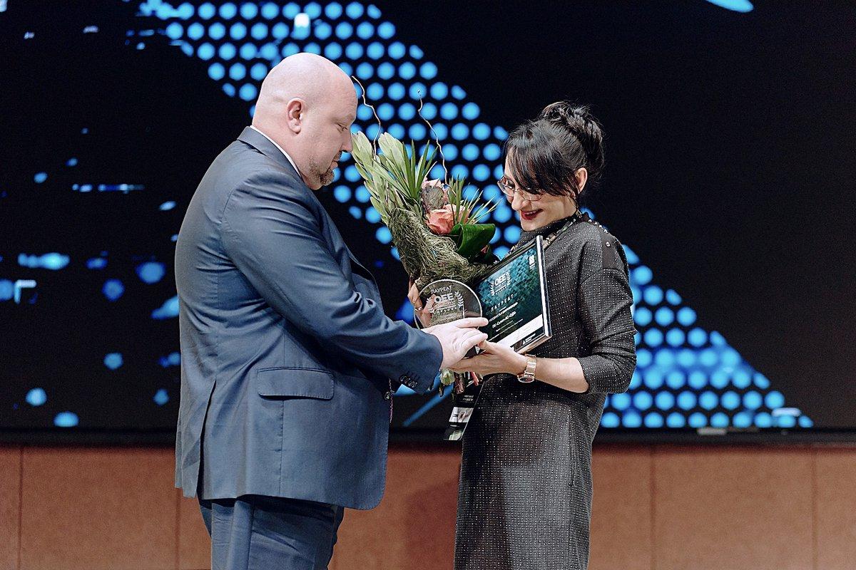 Татьяна Ершова, директор Национального центра цифровой экономики МГУ, выступила в качестве члена экспертного совета премии «Эффективное производство»/OEE Award.  Подробнее: https://t.co/NfG6TE0EU7