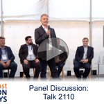 Image for the Tweet beginning: Video: Talk 2110 – –
