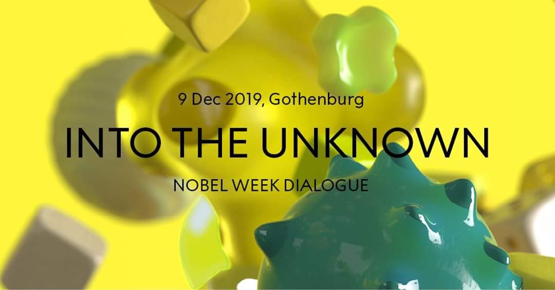 Today we're discussing risks and uncertainty at the Nobel Week Dialogue event in Gothenburg. Region Västra Götaland is one of the main partners. Join us, Nobel laureates and other leading experts. Watch the live stream, starts at 09.50 am at https://t.co/pl28yyRQHD #NobelDialogue https://t.co/lJbf2Aug95