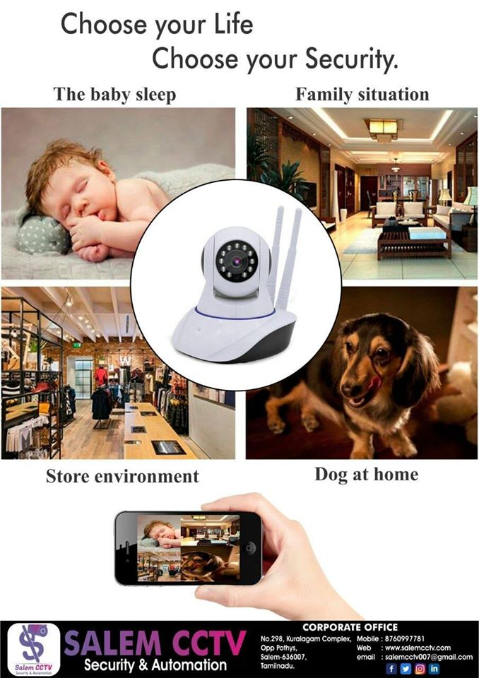 #WirelessIPcamera Protect your family in a smart home... #salemcctv #cctvcameras #cctvinsalem #wirelessIPcamera #wificamera #hikvision #trueview #bestcctvforhome/business Contact : 8760997781pic.twitter.com/JHcmXfEHsS