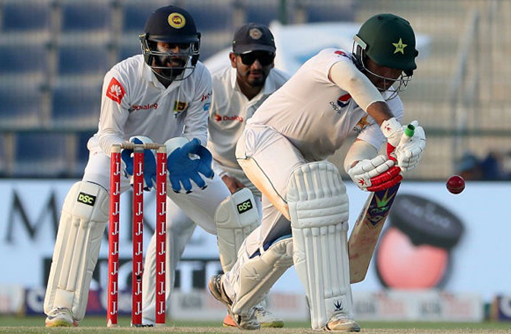 Pakistan have chance to improve Test ranking in Sri Lanka series.  #PAKvSL #Cricket #TestCricket   Picture Courtesy: Twitter <br>http://pic.twitter.com/YwjQaqjOF8