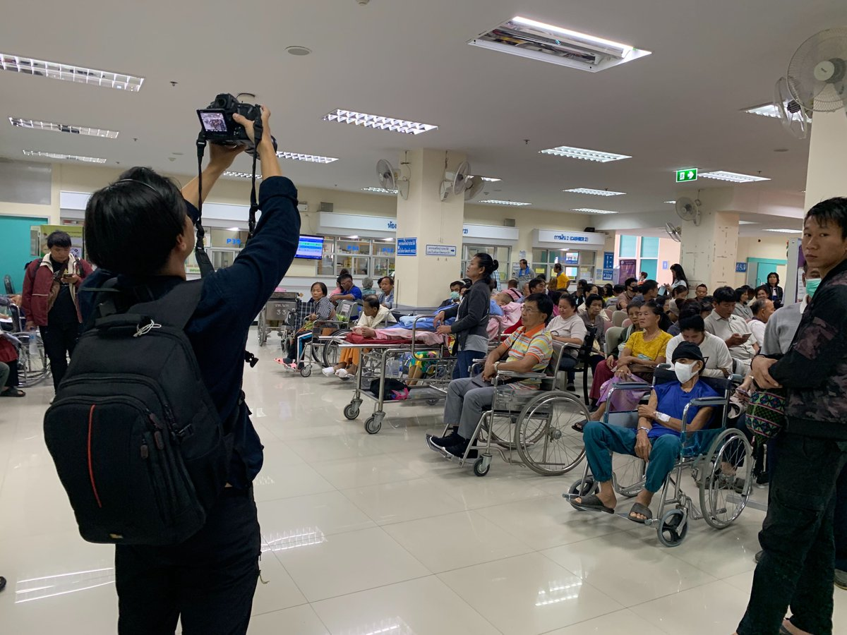 test Twitter Media - #Behindthescenes: Compared to many 'developed' countries, #Thailand's public health system is progressive, surprisingly well structured and provides opportunities for everyone to have access to health care at 30 baht/day (~1 US$) #HealthforAll #UHCDay #KeepThePromise https://t.co/PwwMcKNA8D