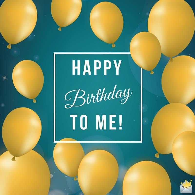 Yay! It's my birthday once again! Wishing me, myself and I a memorable birthday full of the Lord's blessings. Happy birthday to me. #victoryalwayz<br>http://pic.twitter.com/Rf8CHsdtcH