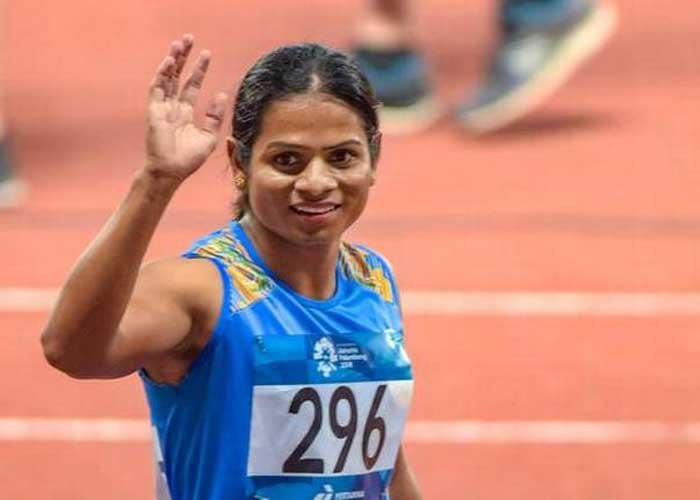 #DuteeChand stars in new #PETA #India ad @DuteeChand @peta http://owl.li/K7wO30q0blw
