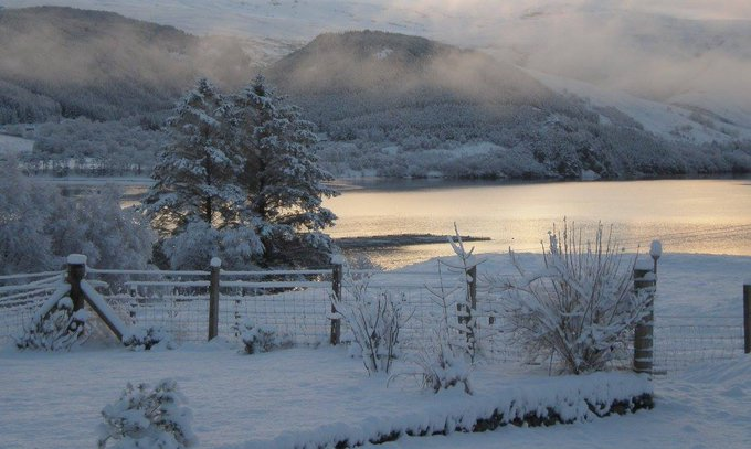 Good Morning Twitter Friends Happy new week to you all  Wonderful December image of Loch Broom in the Highlands  Stunning Scotland  <br>http://pic.twitter.com/3FA3AcUBwy