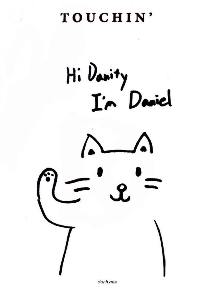 #Daniel_you_are_a_cat  If you say so @danielk_konnect Danity is a cat too. Meow <br>http://pic.twitter.com/JwyKhGu8P9