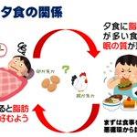 夕食は食べすぎちゃダメ?睡眠不足と過食による負のスパイラルに・・・!