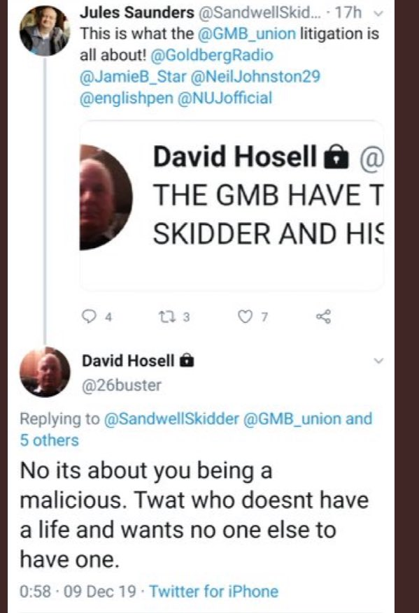 #nasty #dodgyDave #obsessed  @SandwellSkidder @DarrylMagher @TwitterSupport
