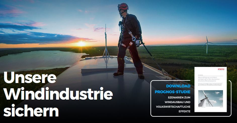 Unsere #Onshore #Windturbinen schaffen nicht nur Arbeitsplätze, sondern sind auch gut fürs Klima. #Energiewende #unsereWindindustrie ▶️https://t.co/SCOW1GU1D7 https://t.co/O9TlvSUzVK