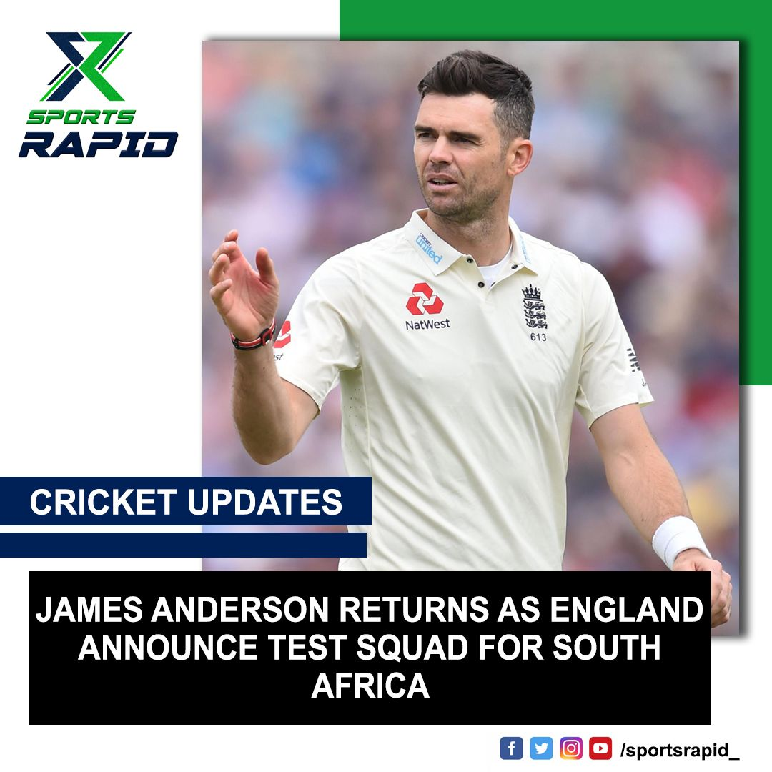 With James Anderson and Mark Wood returning to the squad, Saqib Mahmood is the unfortunate player to miss out. #jamesanderson #adilrashid #icc #stuartbroad #englandcricket #eoinmorgan #josbuttler #chriswoakes #jonnybairstow #moeenali #jasonroy #benstokes #liamplunkett<br>http://pic.twitter.com/huzfjvldM9