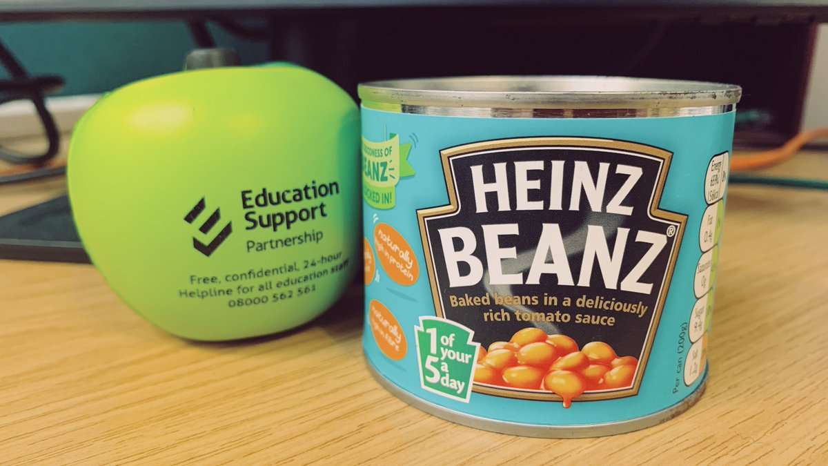 Putting @breaking_ts advice into practice and using beans to talk openly about mental health today https://t.co/1OmG3AQdJH