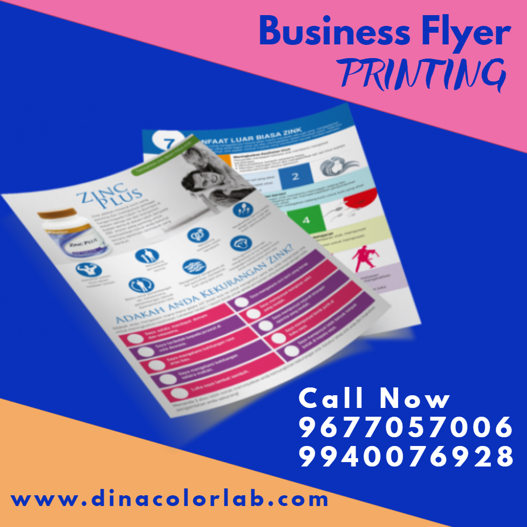 Business Flyer Printing  Professional Printing Company provide quality Flyer Printing & Prints.✓Exclusive Designs ✓Free Shipping✓Premium Quality.+91 - 9677057006 +91 - 9940076928  #flyerprinting #flyerprintings #flyerdesign #flyers #flyerprintcompany #flyerprintingchennai