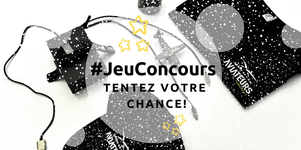 #JEU #CONCOURS #MondayMotivation 🎁Tentez votre chance et gagnez des goodies officiels Devenir Aviateur 😉 ➡️ Pour participer: RT + Follow @DevenirAviateur 🍀TAS le mercredi 11/12 à 10h #MondayMood #MondayVibes #lundi