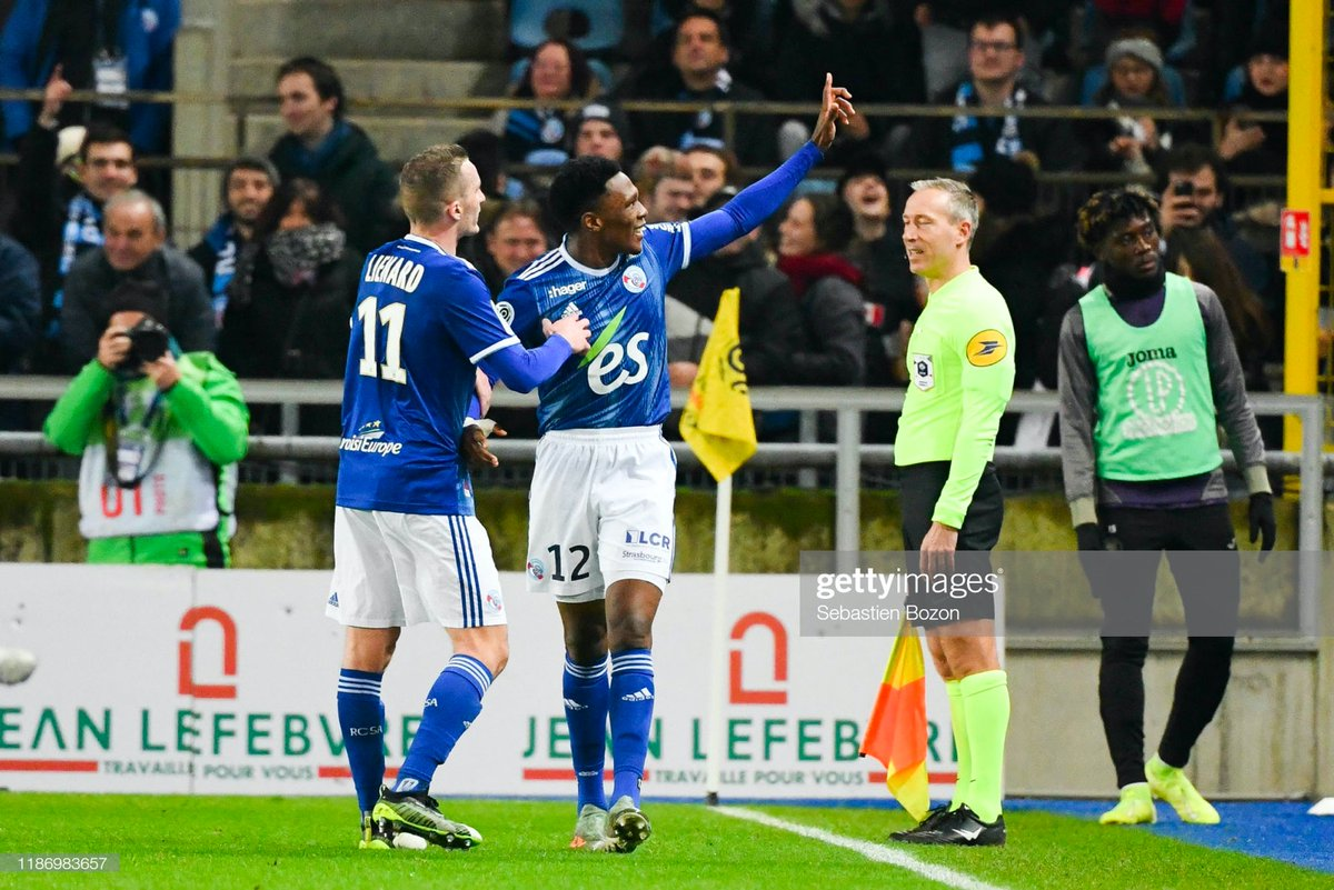 After a tough start to the 2019/20 season after #AFCON2019, Lebo Mothiba has now got four goals and three assists in his last six Ligue 1 games for Strasbourg.  The #Bafana man is finishing the year strongly.  https://www. soccerladuma.co.za/news/articles/ local/categories/players-abroad/lebo-mothiba-is-in-form-for-strasbourg-in-france/669081  …  <br>http://pic.twitter.com/AFiopptz3q